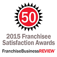 Top 50 in Franchisee Satisfaction