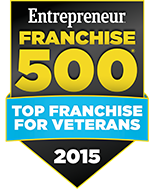Sport Clips Top Franchise for Veterans