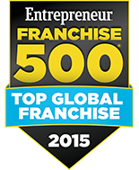 Franchise 500 Top Global Franchise